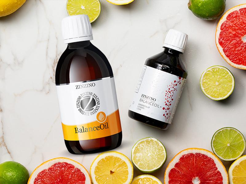 omega oils to increase health