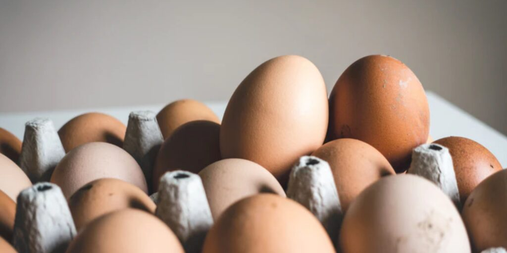 Eggs are a great fit for any healthy diet