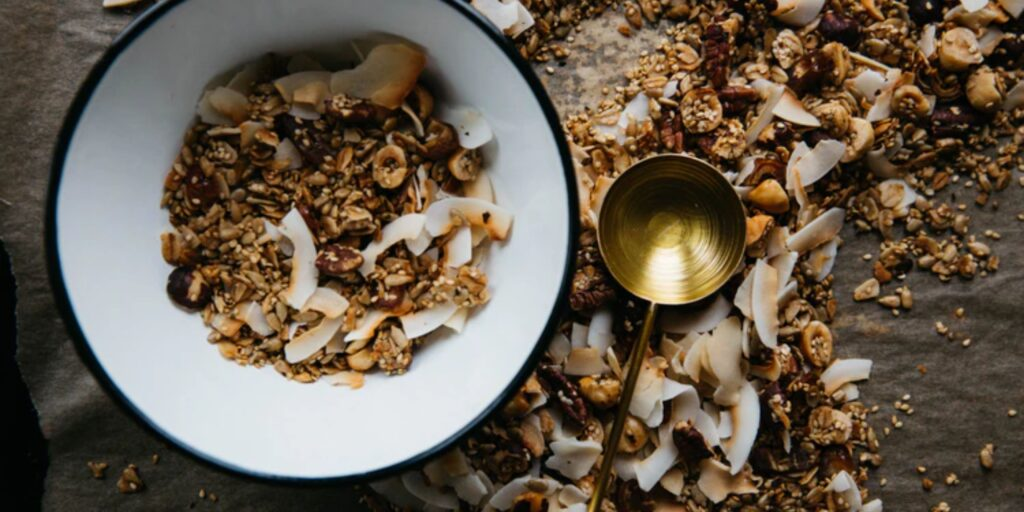 Whole grains help you to have a slower mental decline
