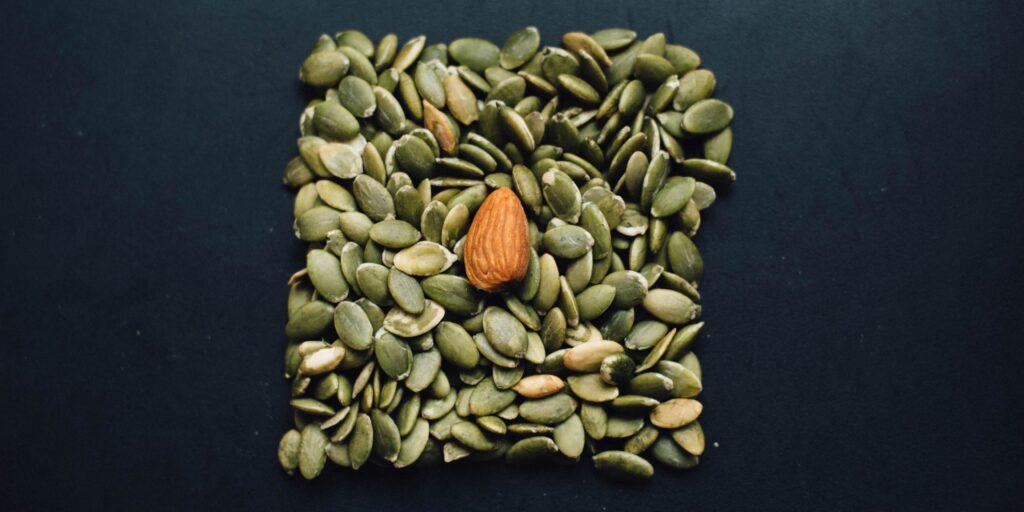 Pumpkin seeds increase brain function